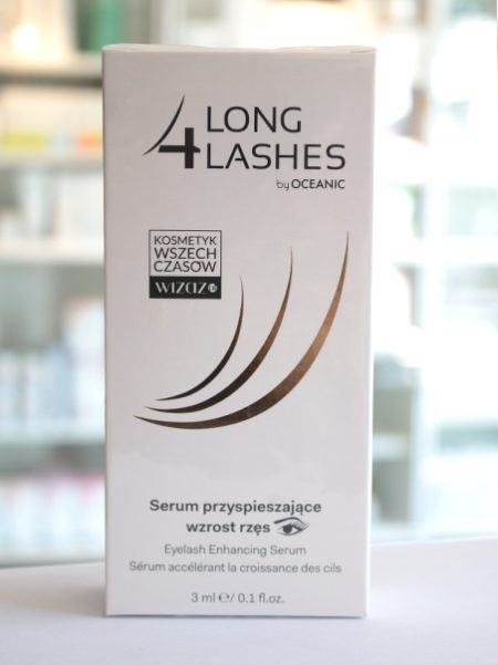 4 Long Lashes - Oceanic - Wimpers Serum