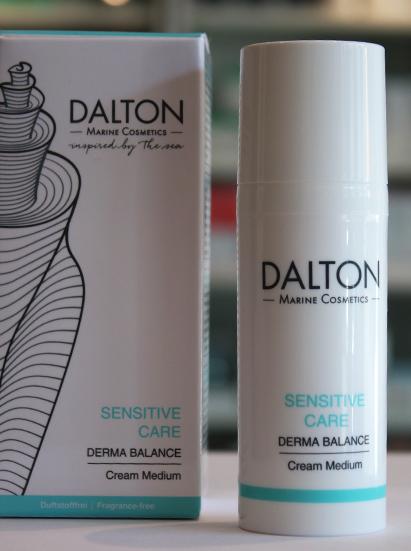 Dalton - Sensitive Care - Cream Medium