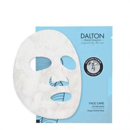 Dalton Face Care Oxygen Bubble Vlies Masker