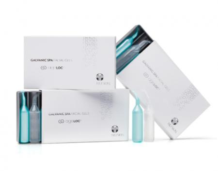 Galvanic Spa Facial Gels with ageLOC - 3 dozen